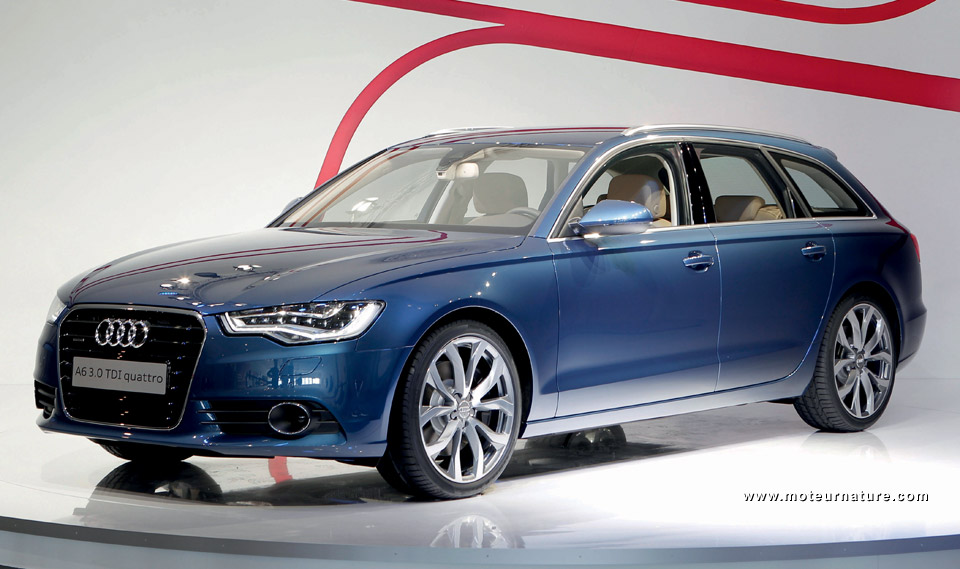 Nouveau Super Diesel Chez Audi Et Le Premier Chez Maserati