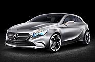 Mercedes Concept A, changement de cap