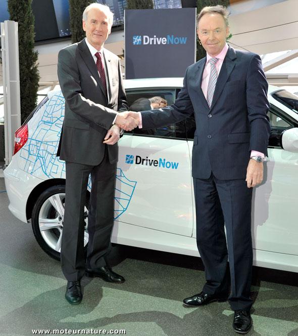 BMW-Mini DriveNow
