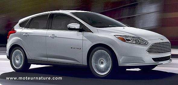 Ford vendra ses électriques avec les batteries