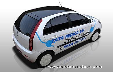 Tata Indica EV électrique