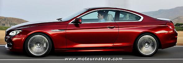 BMW coupé série 6