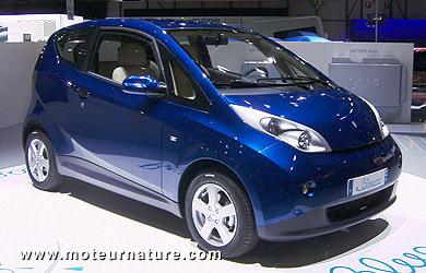 Bluecar: Pininfarina retire ses billes