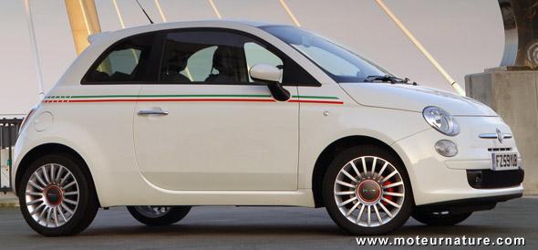 Fiat 500: le TwinAir chasse le diesel