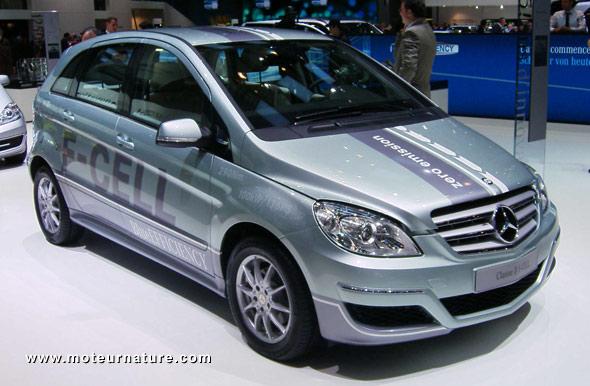 Mercedes classe B F-Cell