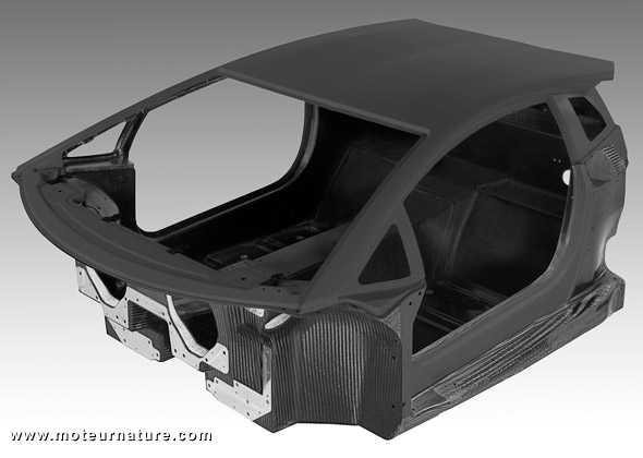 Coque Lamborghini Aventador