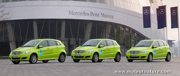 Mercedes F-Cell World Tour