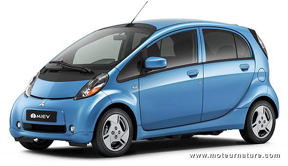 La voiture électrique la plus disponible d'Europe