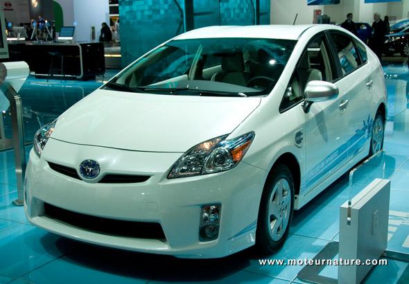 Incroyable: une voiture sur 10 est une Prius
