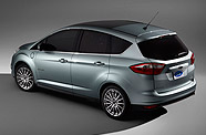Ford C-Max Energi hybride rechargeable