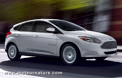Ford Focus électrique