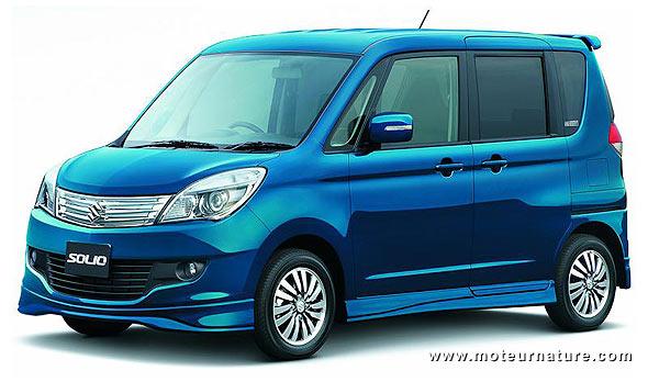 Suzuki Solio