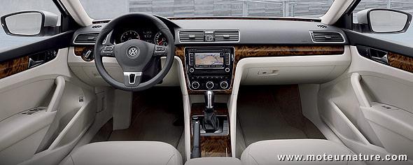 Volkswagen Passat américaine