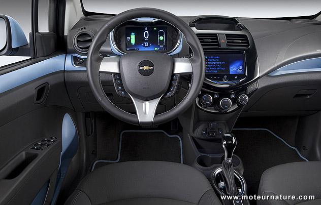 Chevrolet Spark électrique