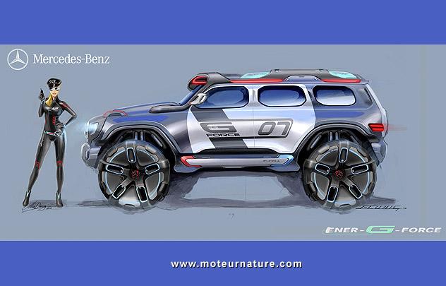 Mercedes-Ener-G-Force