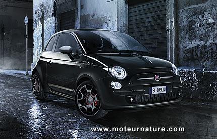 Confirmation de la Fiat 500 électrique