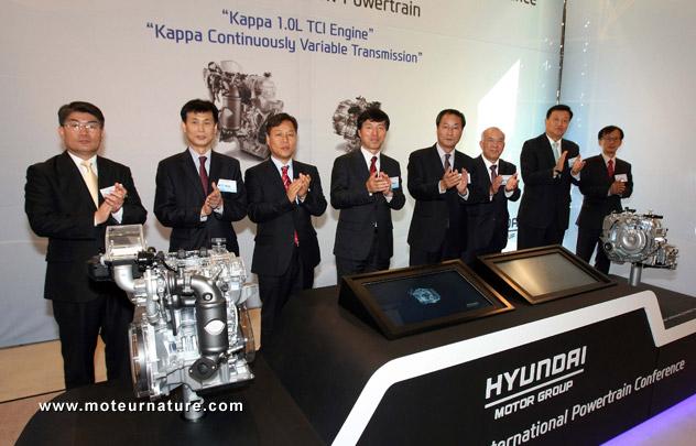 Hyundai se lance lui aussi dans le 3cylindres turbo