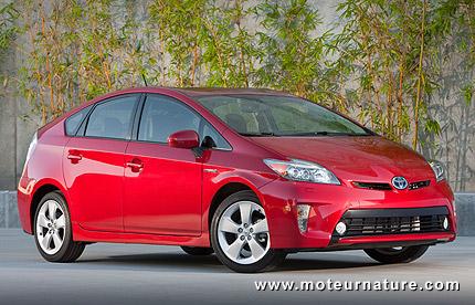 De nombreuses informations sur la future Prius4