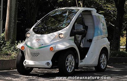 Toyota Ha:mo