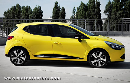 La Renault Clio?