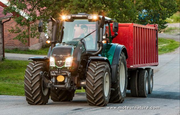 Tracteur Valtra