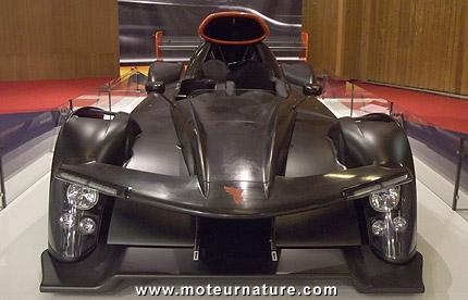 Green GT, l'hydrogène validé pour Le Mans