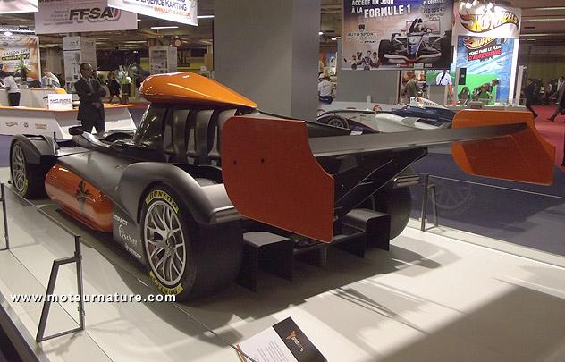 Green GT, l'hydrogène au Mans