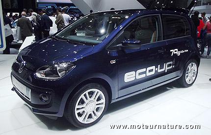 Volkswagen eco-up! GNV