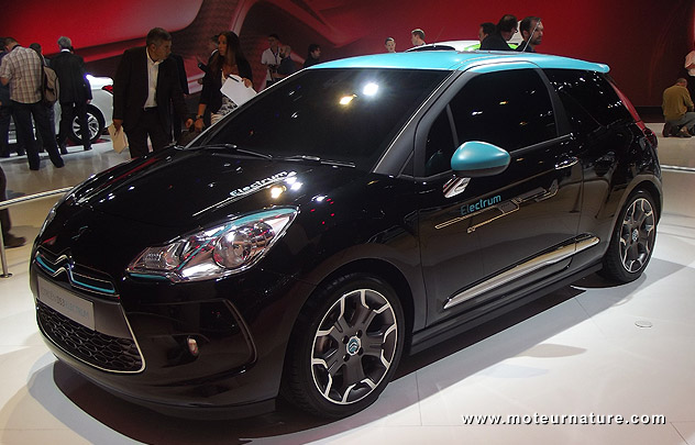 Citroën DS3 Electrum