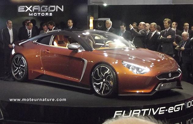 Exagon Furtiv e-GT