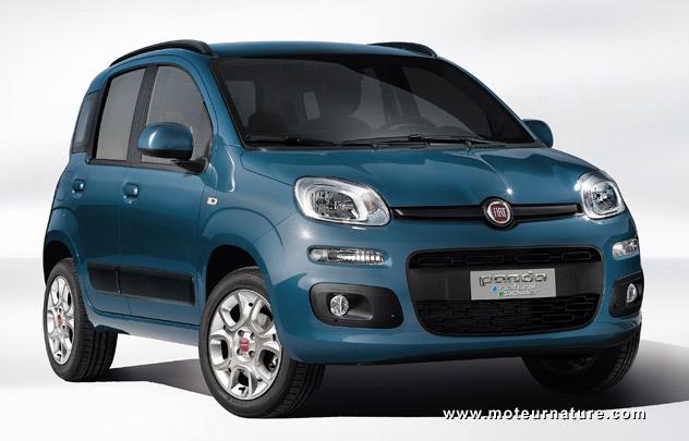 Fiat Panda GNV