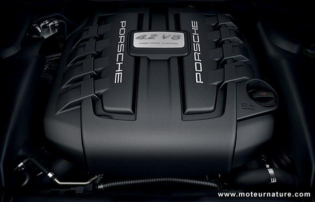 Porsche 4.2 V8 TDI