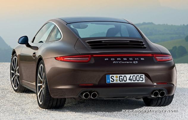 4 Roues Motrices >> Porsche Cree La Plus Sobre Des Gt A 4 Roues Motrices