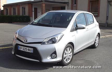 Toyota Yaris hybride