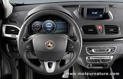 Renault Megane électrique by Continental