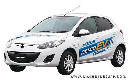 Mazda 2 électrique