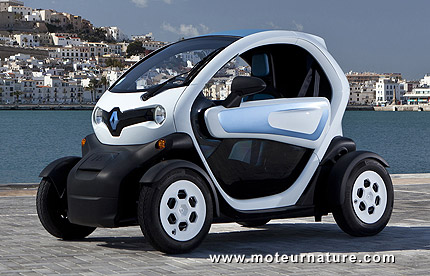 twizy renault occasion