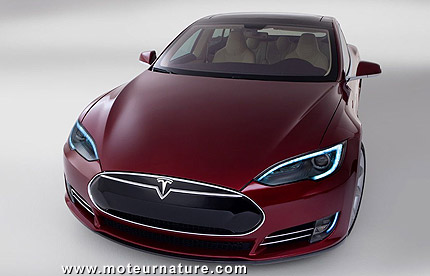Tesla modèle S