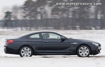 BMW 640d Xdrive, un sommet qui fait référence