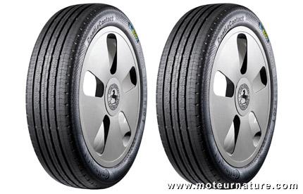 Conti.eContact, un pneu spécial pour le Renault Twizy