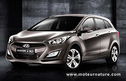 Hyundai i30 break: le plus grand de son segment?