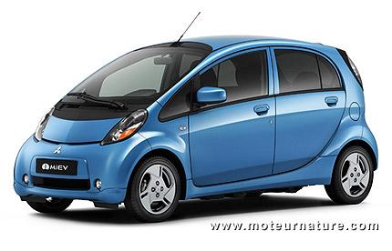 La Mitsubishi électrique elle aussi à 29500€