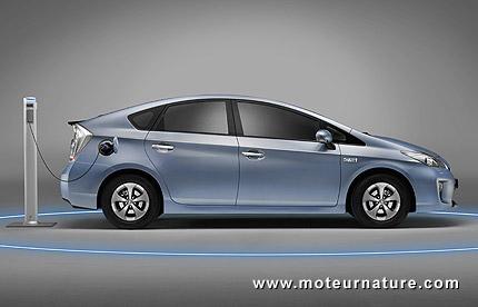 Autonomie de la Prius rechargeable: 18 ou 25km?