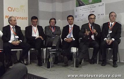 Les premières assises nationales des infrastructures de charge pour véhicules électriques