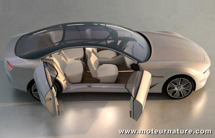Concept Pininfarina Cambiano