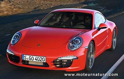 La Porsche Turbo adopterait 3turbos