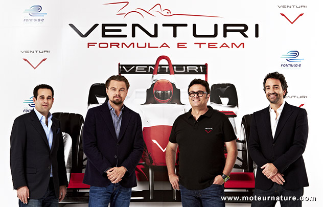 Formula E, Venturi