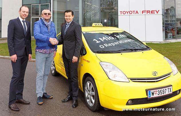 Toyota Prius, un million de km