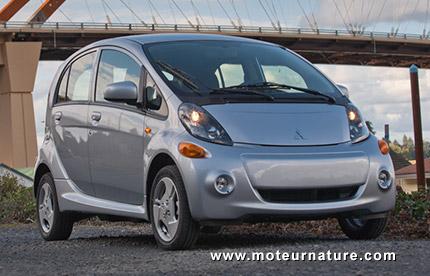 Baisse de prix en vue pour la Mitsubishi i-MiEV