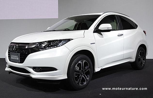 Honda Vezel hybride